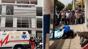 Muere un venezolano