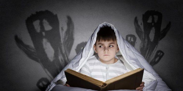 Cuentos de terror para niños