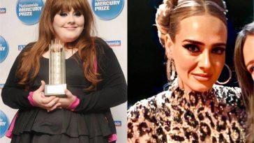 Adele Sorprende