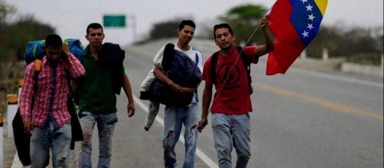 Días que los migrantes